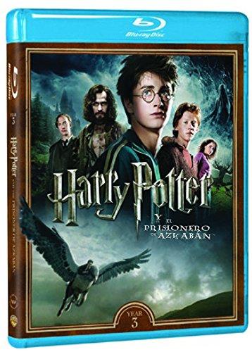 Harry Potter. El Prisionero De Azkaban - Nueva Carátula [Blu-ray]