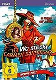 Wo steckt Carmen Sandiego?, Vol. 2 / Weitere 13 Folgen der preisgekrönten Zeichentrickserie zum Mitraten (Pidax Animation) [2 DVDs]