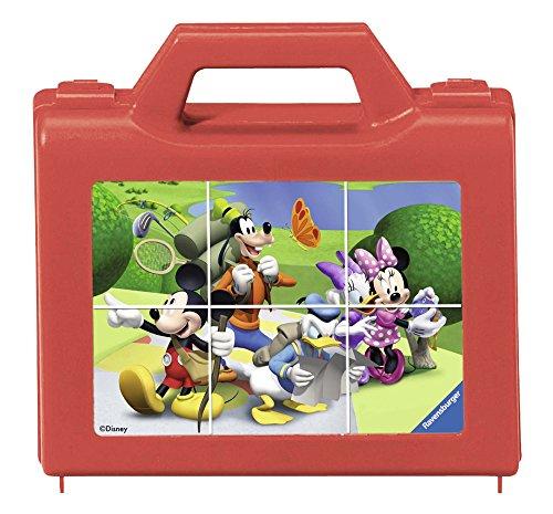 Ravensburger 7465 - Maletín con Puzzle con diseño de Mickey y Sus Amigos