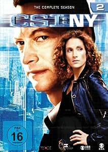 CSI: NY - Season 2 [6 DVDs]