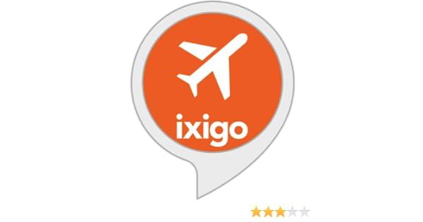 ixigo: Amazon in: Alexa Skills