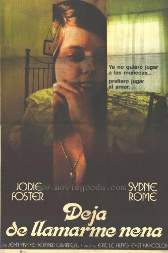 Stop Calling Me Baby! Plakat Movie Poster (27 x 40 Inches - 69cm x 102cm) (1977) Spanish