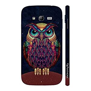 Enthopia Designer Hardshell Case Angry Insomniac Back Cover for Samsung Galaxy On5