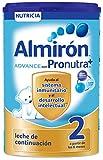 Almirón Advance con Pronutra 2 Leche de continuación en polvo desde los 6 meses - 800 g