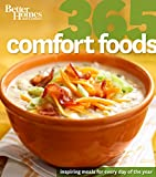 Better Homes and Gardens: 365 Comfort Foods (Better Homes & Gardens) (Better Homes and Gardens Cooking)