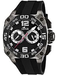 Sport 15791/7 - Reloj para hombres, correa de silicona
