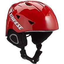 Dainese de esquí D-Ride JR, otoño/invierno, infantil, color Rojo - rojo, tamaño xx-small