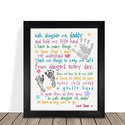 Die Geschenke Für Papa Stiefvater Ehemann Schwiegervater Opa Vatertag Valentinstag Geburtstag Weihnachten Von Sohn Tochter Ehefrau Baby Kinder Neugeborenes Schön Gedicht Foto