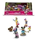 Offizielle Disney Minnie Mouse Rockstar 6 Figurine Spielset