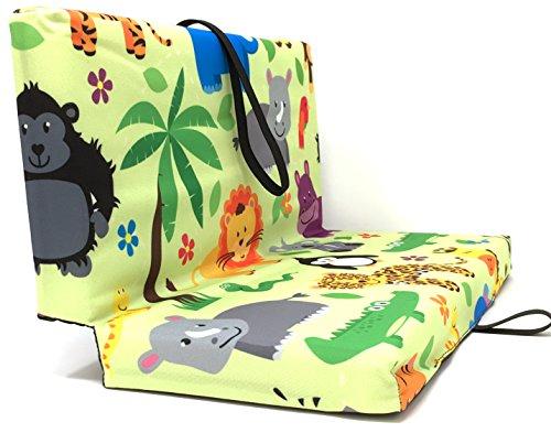 Sitzz Style Thermo Cuscino Made Germany Pieghevole per Escursione Camping Parco Giochi Picnic Impermeabile Warm