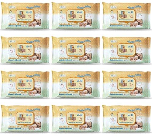 12-x-salviette-imbevute-per-neonati-idrofil-alla-camomilla-salviettine-bambini