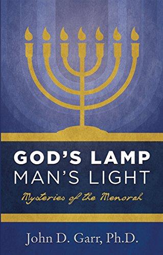 Gods Lamp, Mans Light: Mysteries of the Menorah (English Edition ...