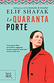 Le quaranta porte (Narrativa) di [Shafak, Elif]