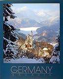 Deutschland Schloss Neuschwanstein Kunstdruck Poster (16x