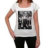 Photo de Big Time Rush 2, Tee Shirt Femme, imprimé célébrité,Blanc, t Shirt Femme,Cadeau par One in the City