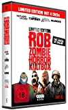 DVD Cover 'Rob Zombie Horror Kultbox [Limited Edition] [4 DVDs]