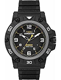 Timex Herren-Armbanduhr Man Expedition Field Shock Analog Quarz TW4B01000