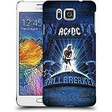 Official AC/DC ACDC Ballbreaker Album Art Hard Back Case for Samsung Galaxy Alpha