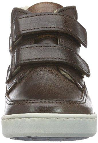 Pinocchio P2202, Sneakers basses garçon Marron - Braun (28CO/Bc)
