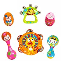 eastsun Baby Musical Instruments Sensory Toy