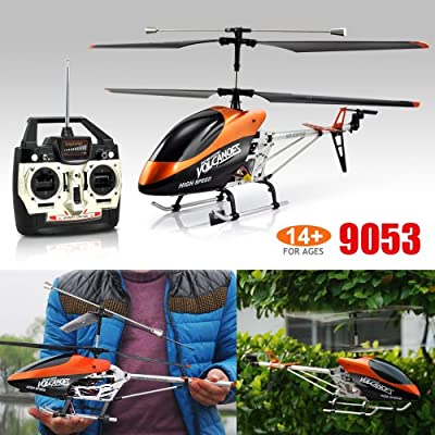SWT Large Double Horse 9053 Gyro 3Ch Radio Remote Control Helicopter by tinxs