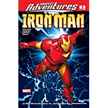 Marvel Adventures Iron Man (2007-2008) #1