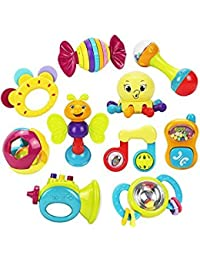Royals Kids Birthday Return Gifts (BABY RATTLE PACK OF 6)