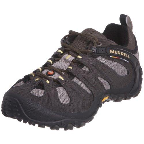 Merrell Cham Wrap Slam - Zapatillas para hombre, Negro, 48