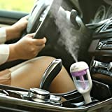 Best Accessory Power Aromatherapy Diffusers - ThreeCat Car Air Humidifier Mini Car Styling Power Review