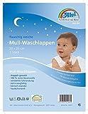 Alvi 93910 Mull-Waschlappen