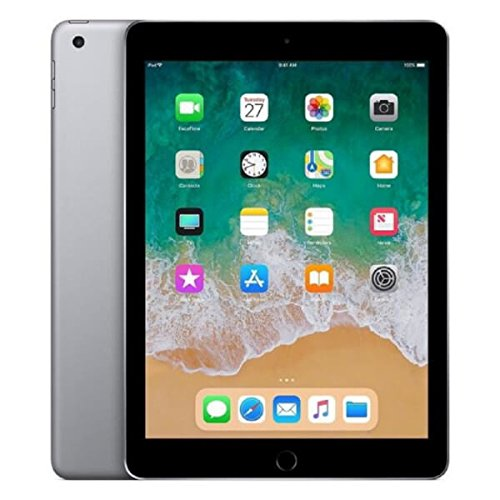 IPAD 2018 128GB GRIS ESPACIAL MR7J2TYA