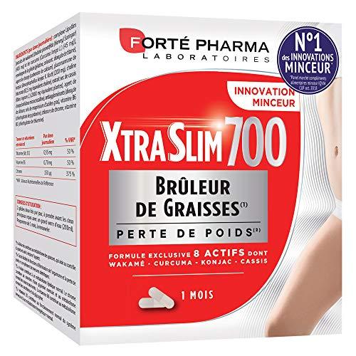 Forté Pharma XtraSlim 700 Brûleur de Graisse 120 Gélules