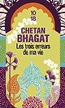 Les trois erreurs de ma vie par Bhagat