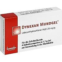 DYNEXAN Mundgel Zylinderampullen 6.8 g Gel preisvergleich bei billige-tabletten.eu