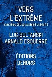 Vers l'extrême : Extension des domaines de la droite