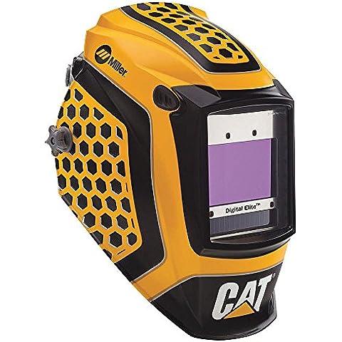 Miller gatto con casco di saldatura digitale 268618 Elite