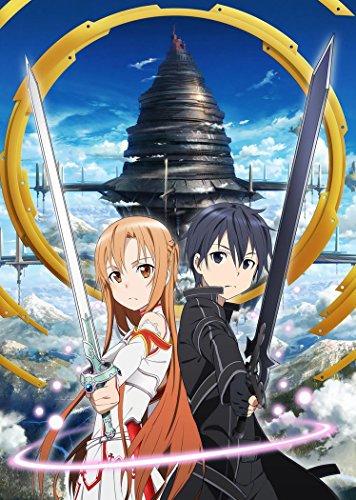 Sword Art Online Poster On Silk - Soie Affiche - E4A1F4