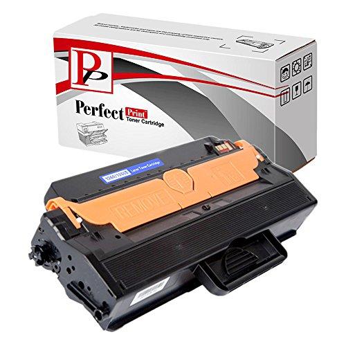 PerfectPrint Kompatible Laser Tonerkartusche kompatibel mit DELL 1260/1265, Hohe Kapazität, schwarze Tinte - 1260 Laser