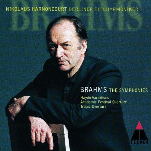 Brahms : Symphonies Nos 1 - 4