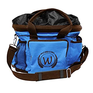 Blue Horse Tack Grooming Bag Bag Grooming Bag with Shoulder Strap Available in a Range of Colours