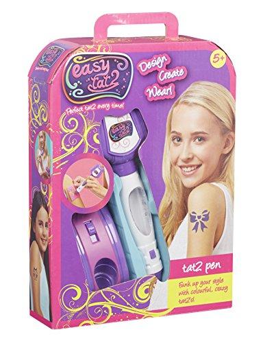 I Bambini Facile Tat2 Tatuaggio Set
