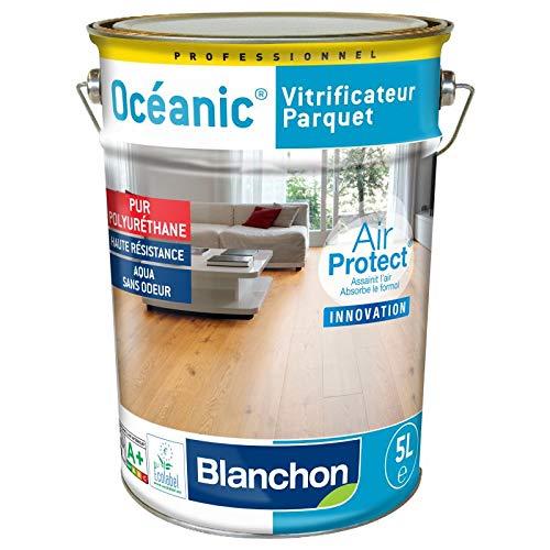 Blanchon - Vitrificateur pour parquet oceanic - Finition.Bois brut - Cond. l.5 -