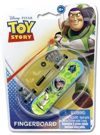 Disney Toy Story Finger Skate Board by bulk buys