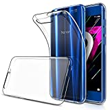 Simpeak Cover compatible per Huawei Honor 9 Custodia 5.15 Pollice, Custodia Chiaro Cristallo Liquid Crystal Estremamente Sottile & Puro Trasparente - Custodia Huawei Honor 9, Cover Huawei Honor 9, Custodia Honor 9,Cover Honor 9