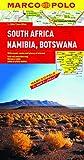 South Africa, Namibia, Botswana Marco Polo Map (Marco Polo Maps)