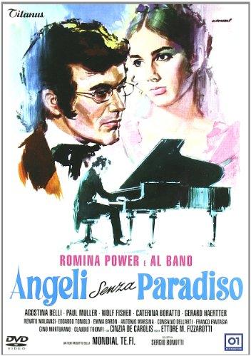 Bild von Angeli senza paradiso [IT Import]