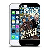 Head Case Designs Officiel Doctor Who Matt Smith VS Silence Couvertures Comiques...