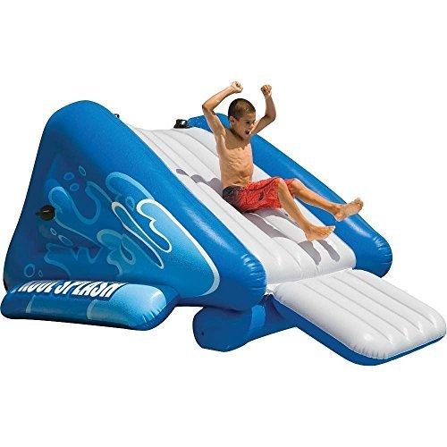 Intex Kool Splash Inflatable Swimming Pool Water Slide Accessory   58851EP by...