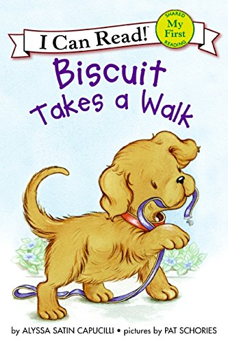 Biscuit Takes a Walk (Biscuit My First I Can Read) por Alyssa Satin Capucilli