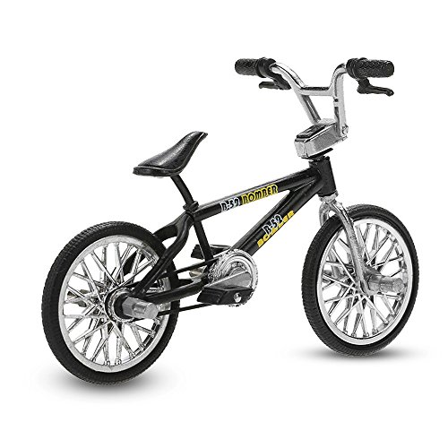 MagiDeal RC Crawler 1:10 Dekor Mini Mountain Bike Modell Spielzeug Für 1:10 Rock Crawler SCX10 D90 D110 CC01 usw. ‖ Rc Modellbau ‖ RC Ferngesteuerte Autos